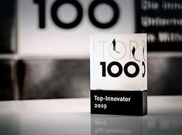 Trophäe TOP 100