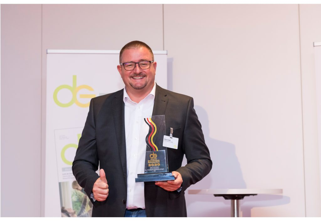 Deutscher Unternehmerpreis Elektrohandwerk 2020