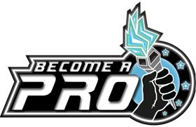 Logo becom a pro