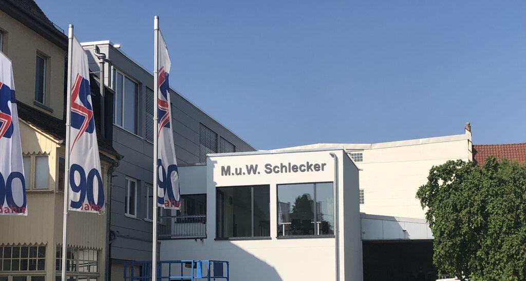 Firmengebäude M. u. W. Schlecker, Elektrische Anlagen