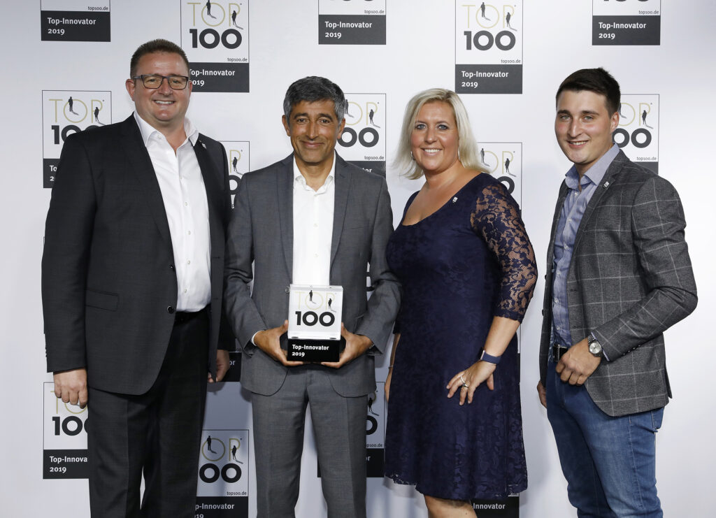 Preisverleihung TOP 100, 28.06.2019, Jahrhunderthalle in Frankfurt